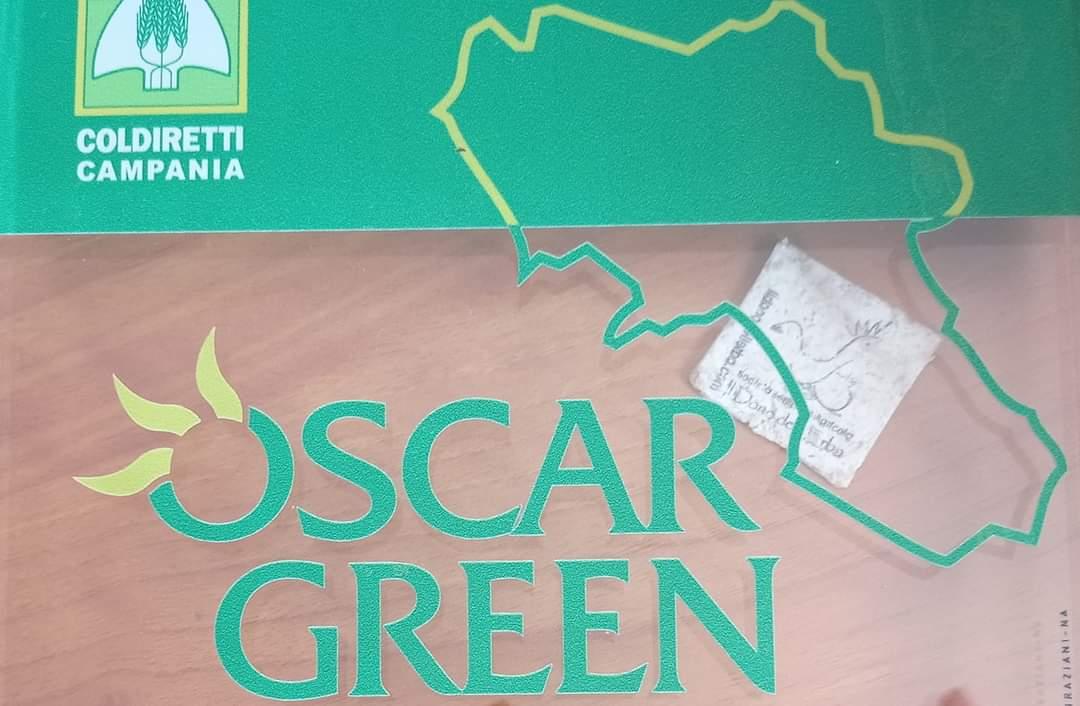 rosa ferroCampania green Oscar